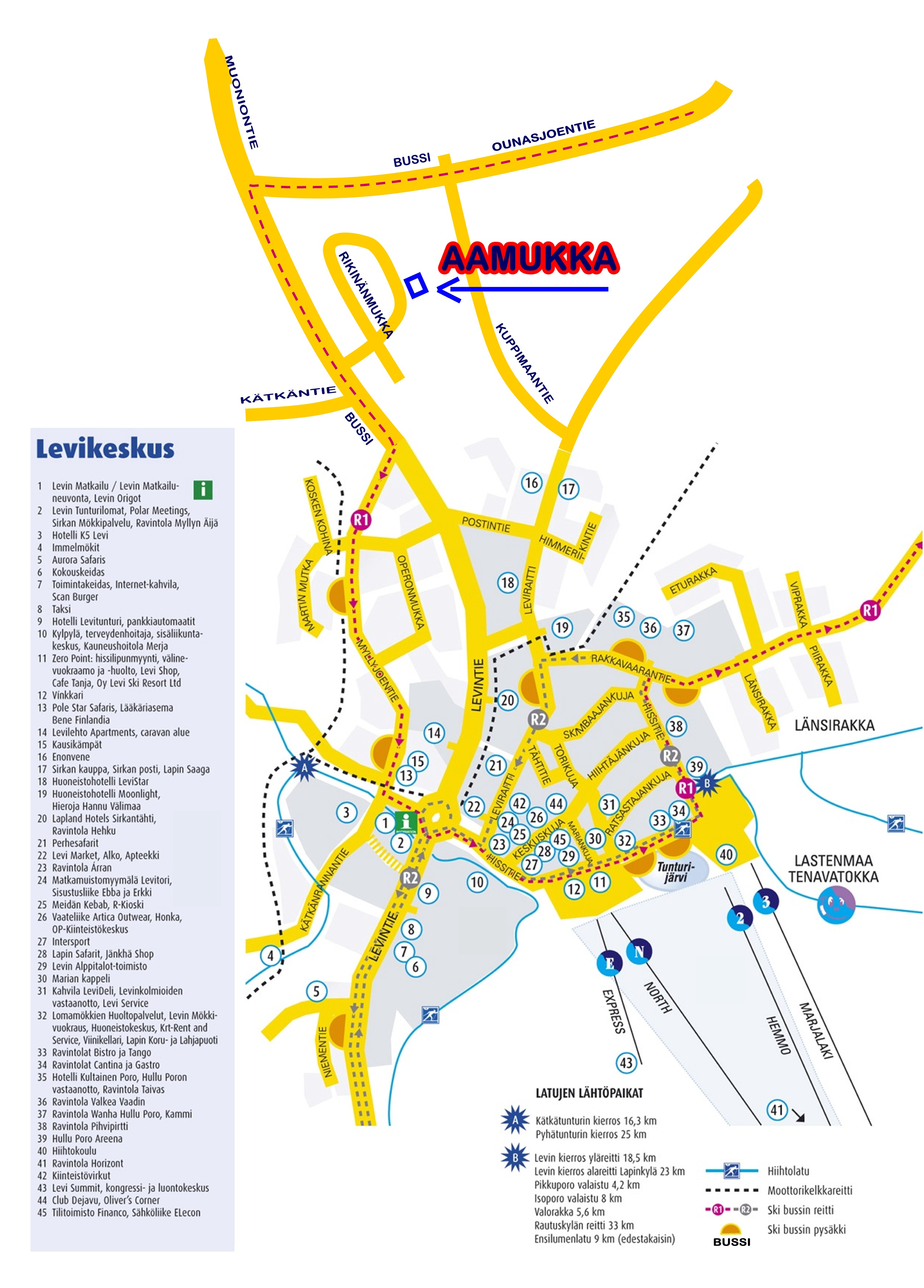In English Aamukka Fi